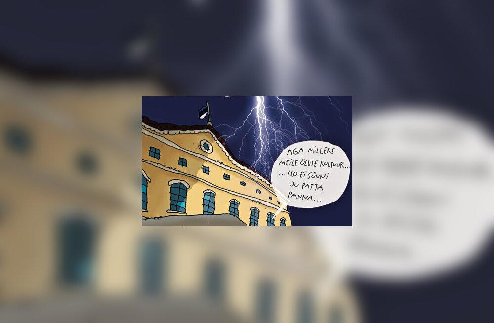 Tallinna börsil valitses pessimism