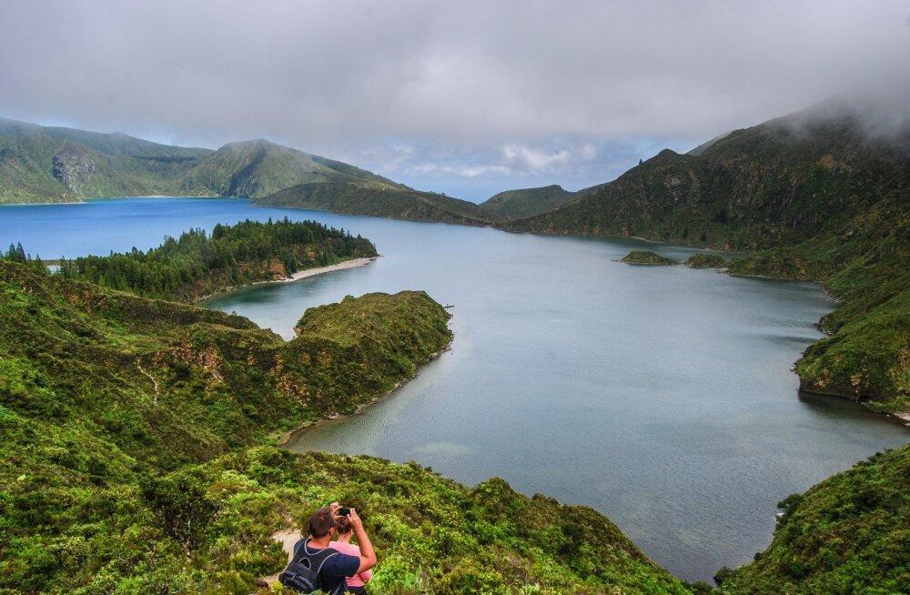 SUPERHIND | Külasta Atlandi ookeani paradiisisaari Assoore: edasi-tagasi lennupiletid Riiast alates 105 eurost!