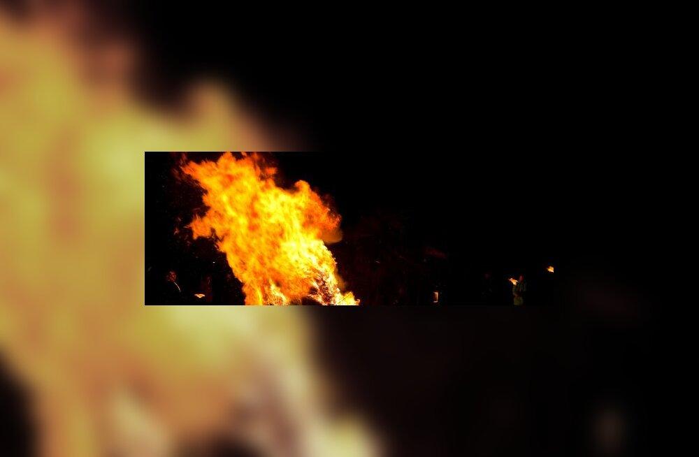 TV3: Lennart Meri mälestuseks süüdati lõkked