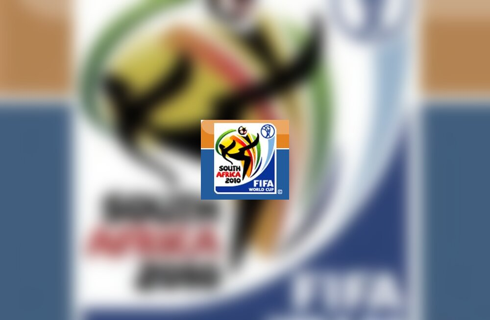LAVi jalgpalli MMi 2010 logo