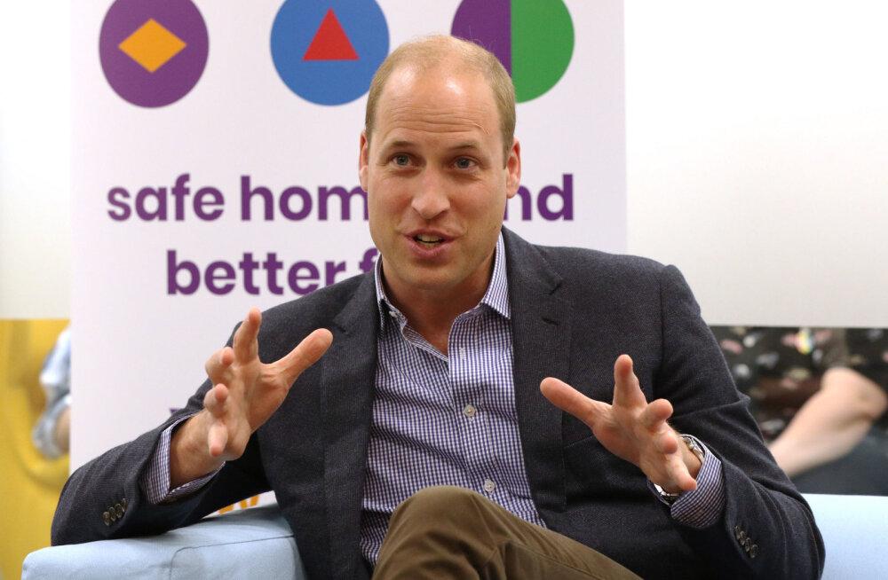 Ausalt ja otse: prints William teab täpselt, mida tunneks kui üks lastest oleks homoseksuaalne