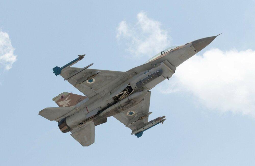 Vaatluskeskus: Iisrael ründas relvaladu Damaskuse lennuväljal