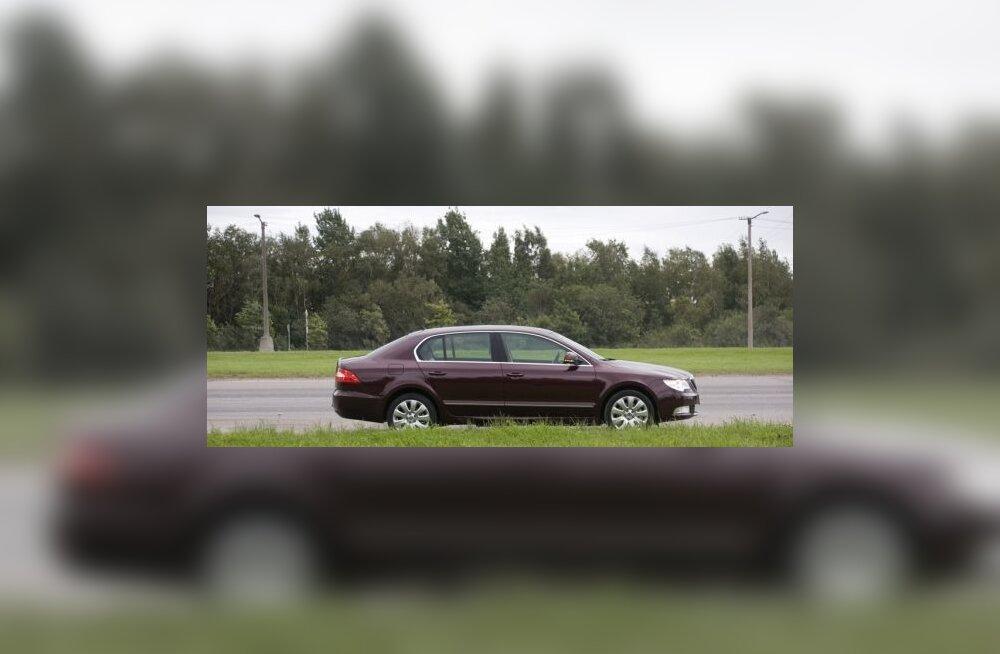 FORTE TEST: Škoda Superb