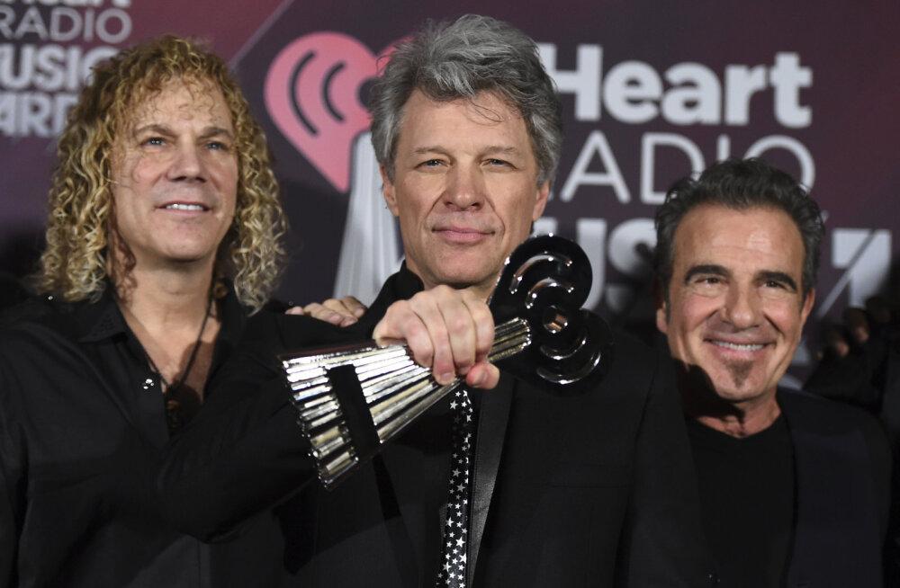 Bon Jovi trummar: skandaale otsides kaeva, kui sügavale tahad – oleme üsna igavad
