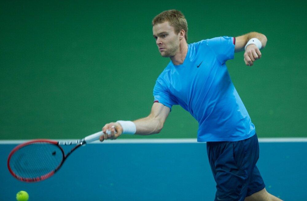 PAF Open tenniseturniir. Jürgen Zopp - Jevgeni Jelistratov.