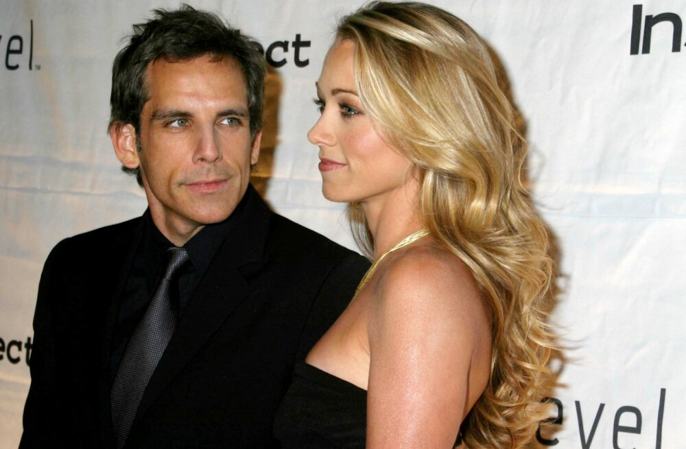 Kurb! Hollywoodi naljamees Ben Stiller lahutab 17 aastat kestnud abielu