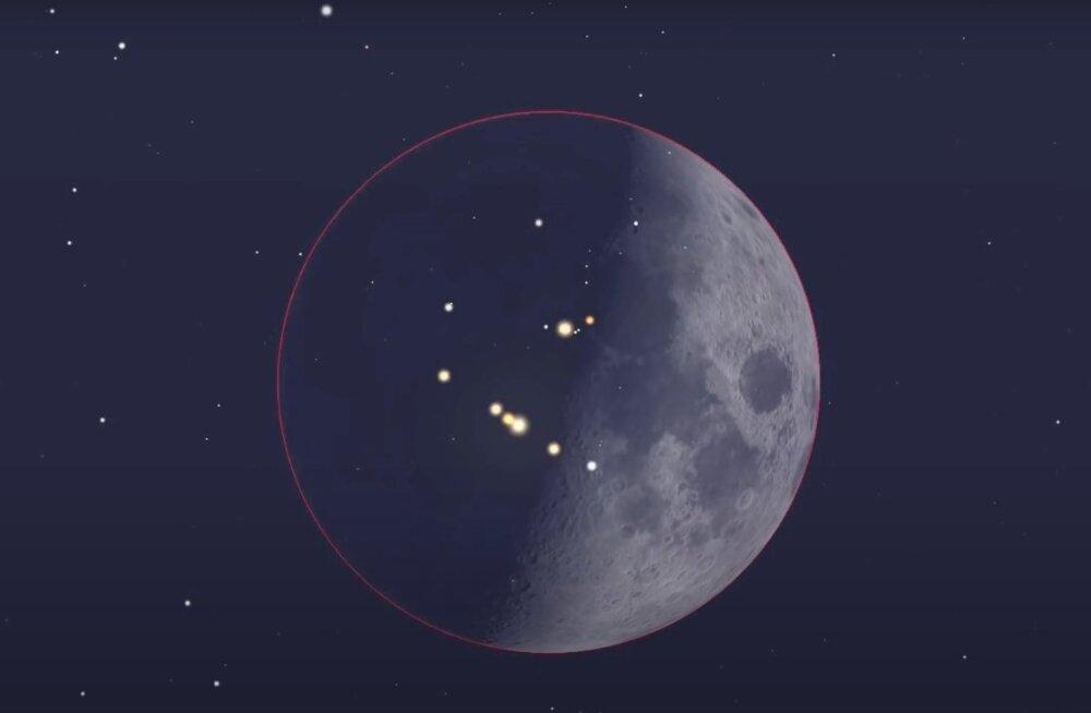 Соединение Юпитера и Сатурна в декабре 2020 — специалист рассказал, чего ожидать