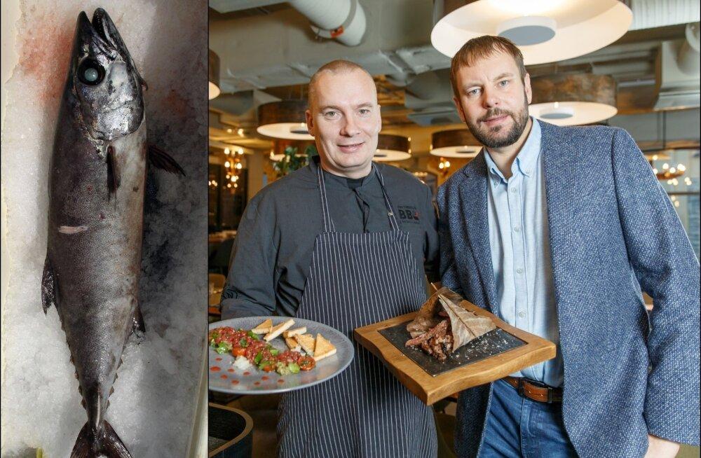 Клиенты столичного ресторана слегли с кишечным расстройством, поскольку вместо масляной рыбы съели другую