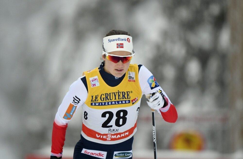 Ingvild Flugstad Ostberg.