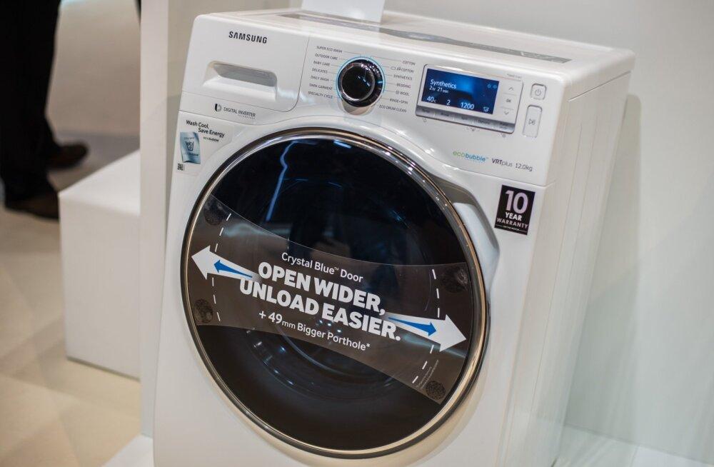 Suured kodumasinad: kuidas valida endale pesumasinat?