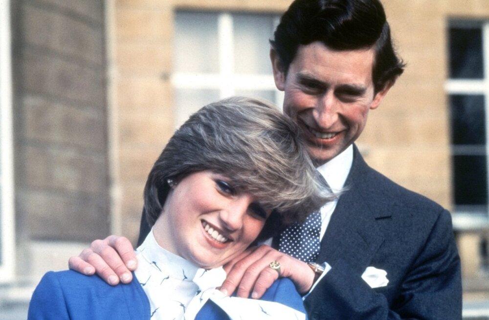 Prints Charlesi ja printsess Diana kihlus