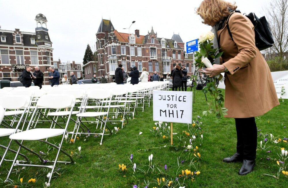 Venemaa lõpetas konsultatsioonid Hollandi ja Austraaliaga MH17 lennukatastroofi üle