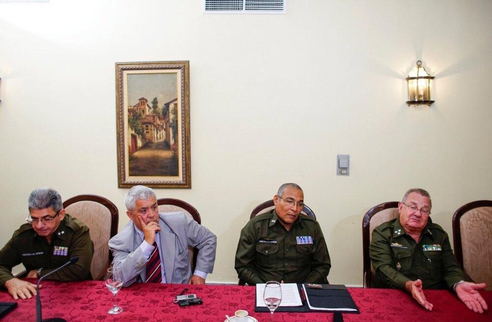 Kuuba uurijad nimetasid väidetavaid helirünnakuid USA diplomaatide vastu Havannas ulmeks