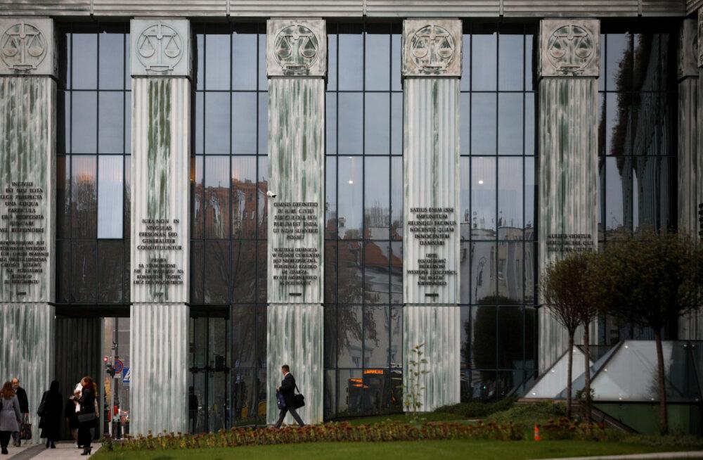 Euroopa Kohus seadis Poola kohtusüsteemi uuendused kahtluse alla