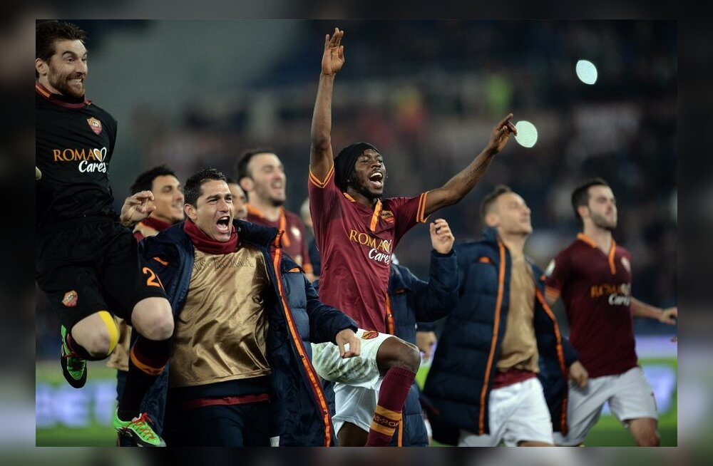 AS Roma, Gervinho