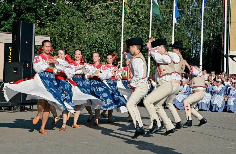 Täna algab Võru folkloorifestival