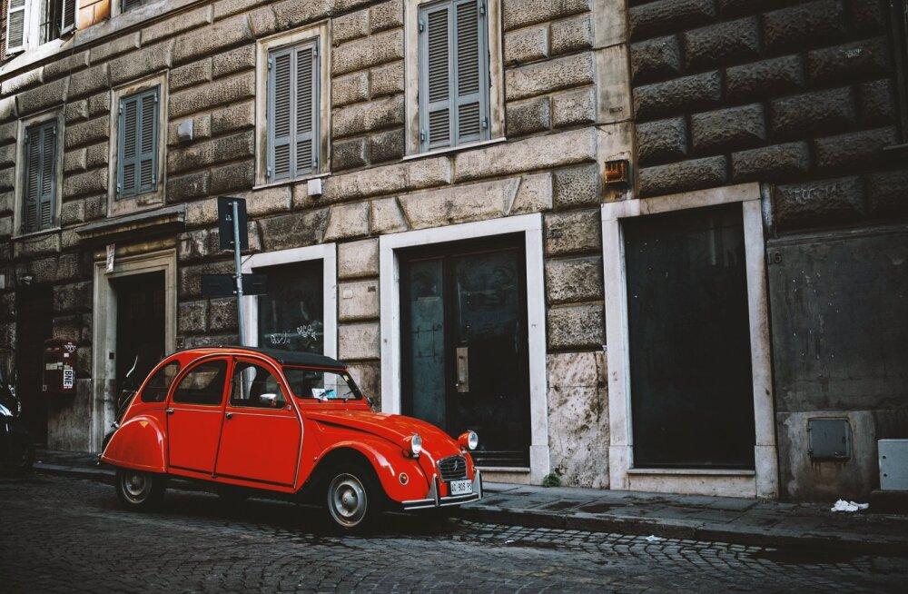 ROOMA: Vaata, kuidas külastada Itaalia pealinna, kui raha on vähe