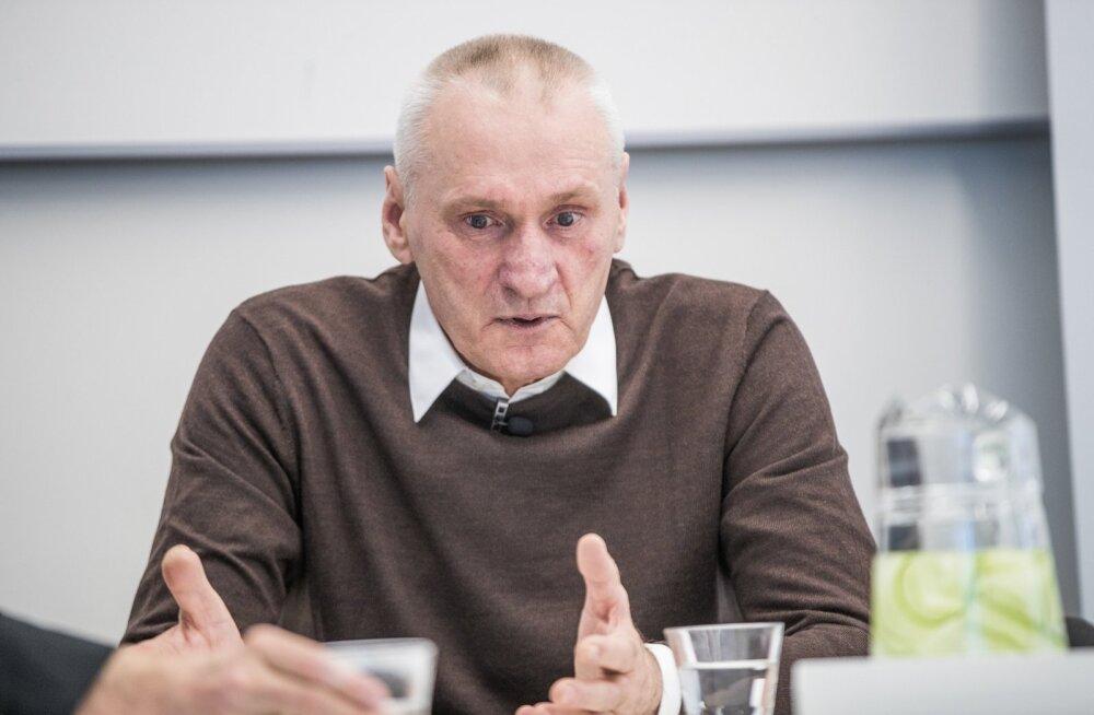 Anatoli Nikolajev oli eluaegne vang, kellele president andis armu