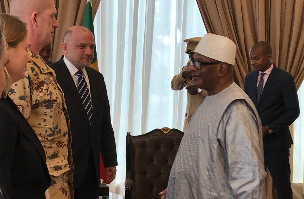 Эстонские военные окажут поддержку новому целевому подразделению в Мали