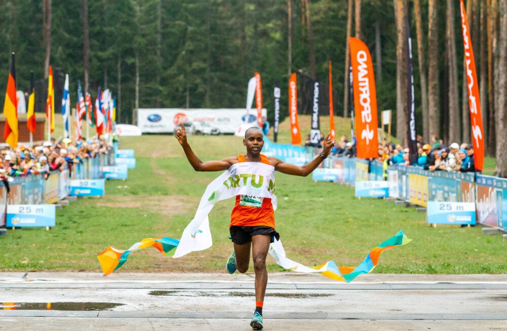 FOTOD | Mukunga võitis Tartu Maastikumaratoni viiendat aastat järjest