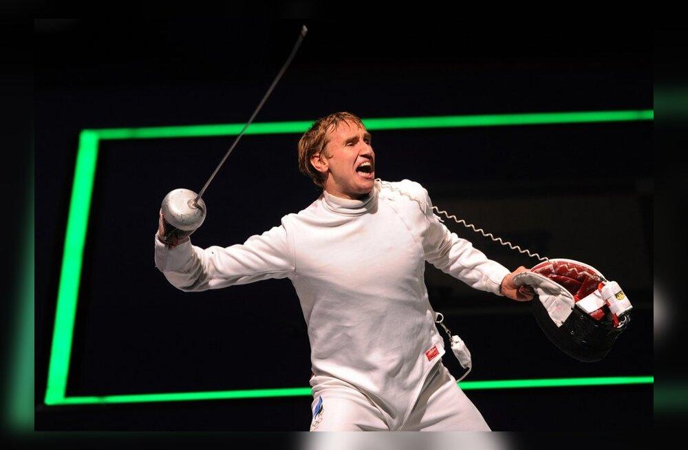Nikolai Novosjolov on kahekordne maailmameister
