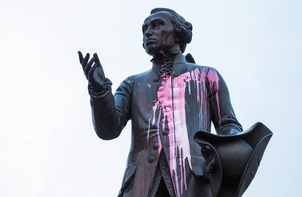Kaliningradis võideldakse Immanuel Kantiga: russofoob, reetur, arusaamatute teoste autor