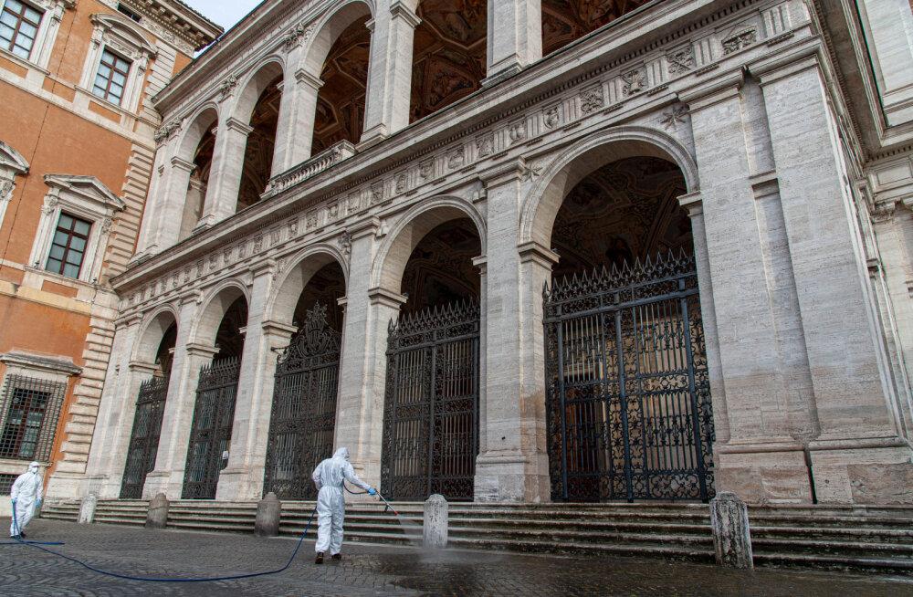 Италия назвала дату открытия границ