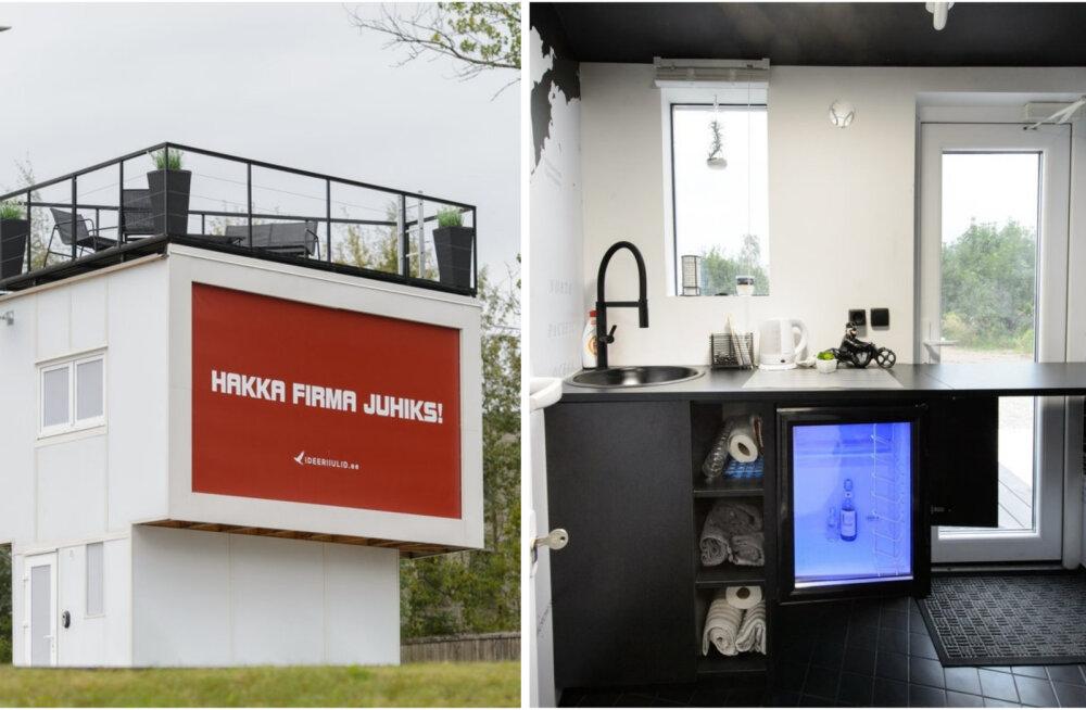 ФОТО | Дом с открытой террасой на крыше в аренду за 1 евро