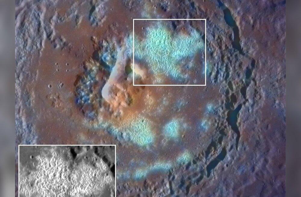 Kuidas tekkis Merkuur? Vastust peidavad ehk kummalised süvendid selle pinnal
