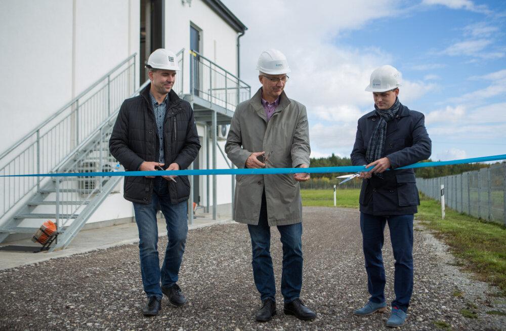 MEIE MAA | Leisi uus alajaam tagab kindlama elektrivarustuse
