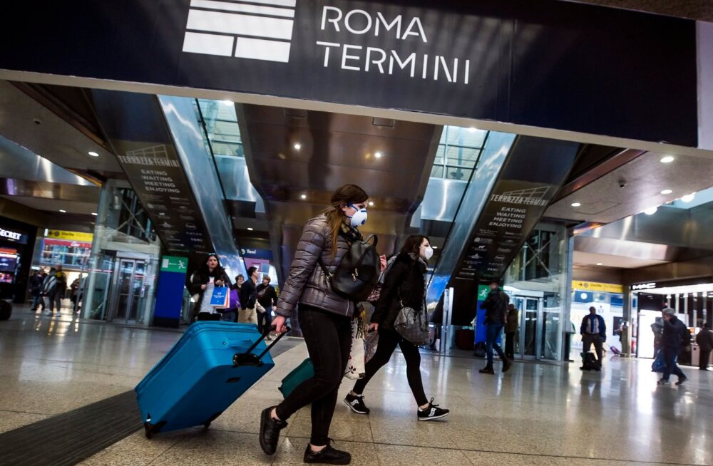 Rooma rongijaam Itaalias