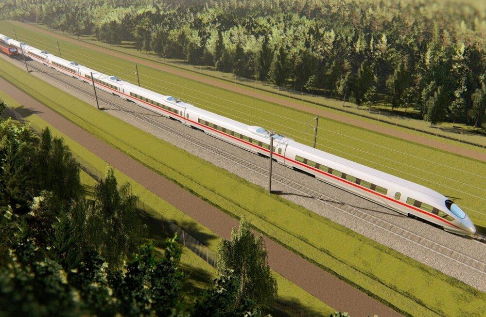Soome ametnikud kahtlevad, kas Balti riigid suudavad suurprojekte vedada.