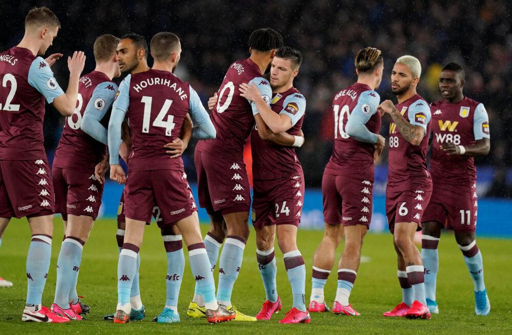 Aston Villa jalgpallurid