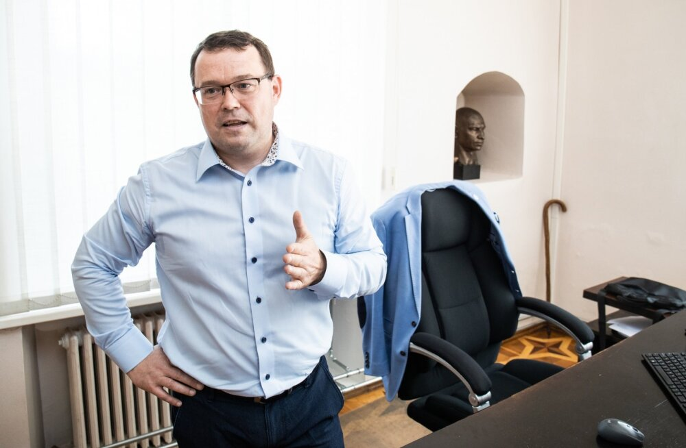 Viljandi linnapea Madis Timpson
