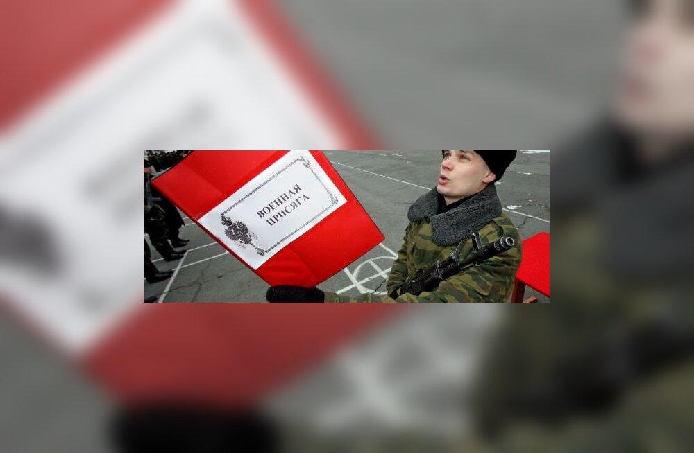 Desertöörid viskasid komissariaati süütepudeli