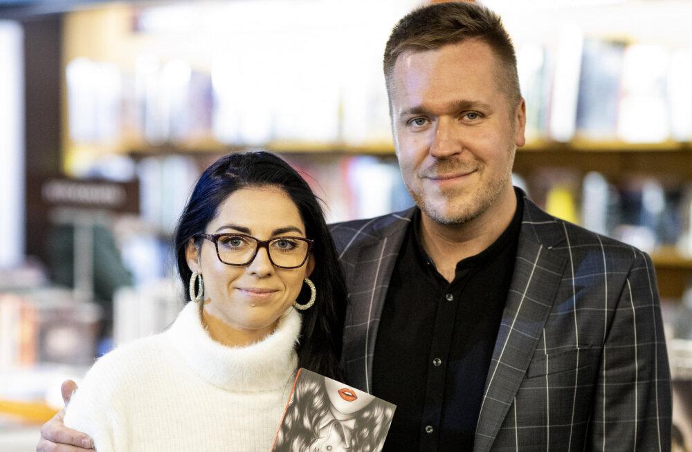 """GALERII: Vaata, kes käisid Margus Vaheri uue raamatu """"Kuidas armastada naist?"""" esitlusel"""