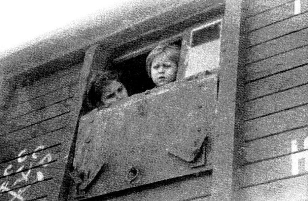 70 aasta eest laskus Eestimaa peale hulk kurjust, kui inimesi saadeti külmale maale