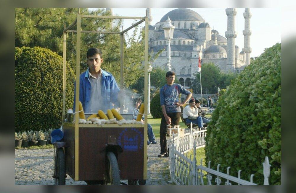 Egiptus pole enam eestlaste esimene valik - populaarseimaks sihtkohaks tõusis Türgi