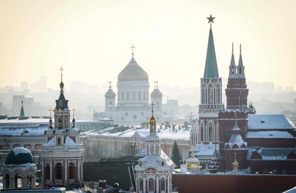 Vene ametnike keskmine palk oli mullu 1688 eurot kuus