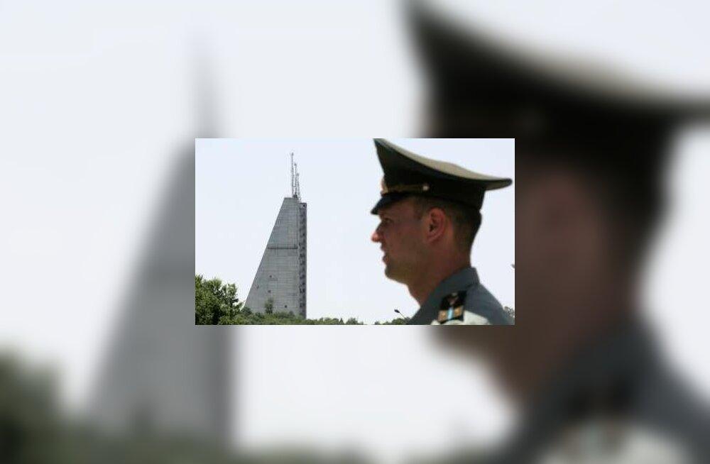 Vene armee peastaap kaotas põlengus tähtsa salajase antenni