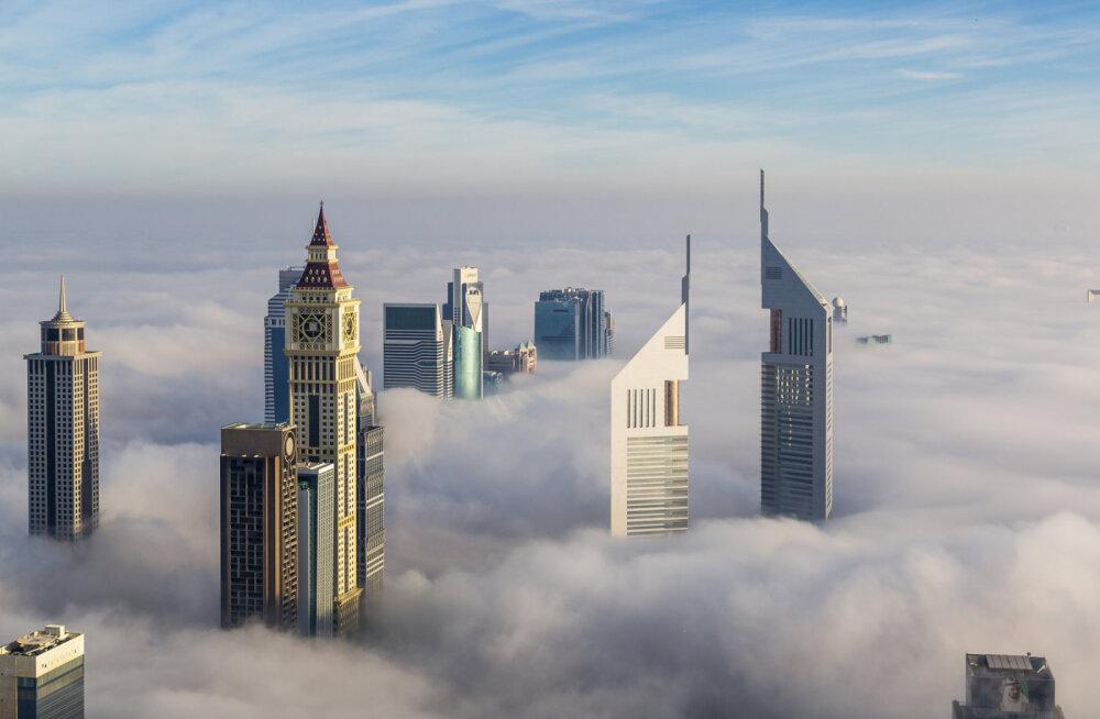 В Дубае можно сделать виртуальное селфи