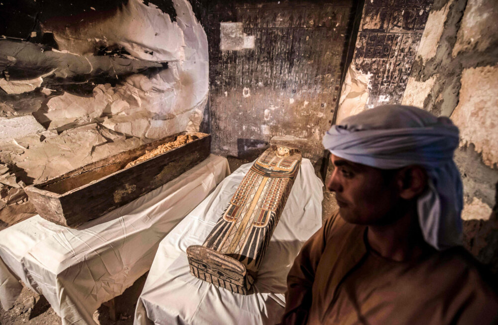 Новые тайны самой большой гробницы Египта