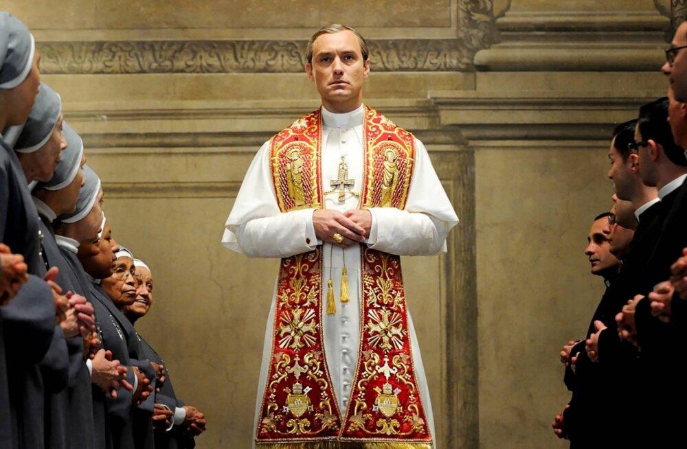 Kas John Malkovich hakkab mängima paavsti?