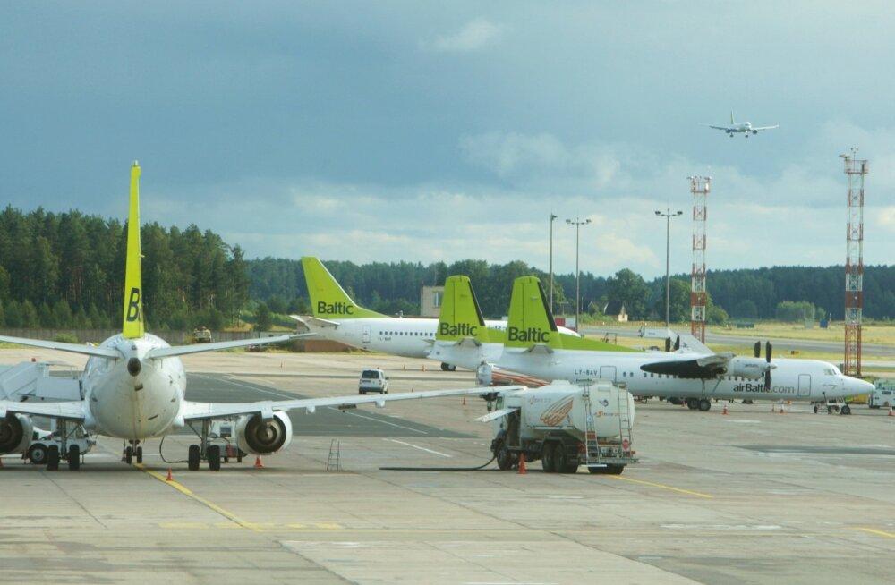 Ettevõtjad püüavad ellu äratada Kuressaare-Riia lennuühendust