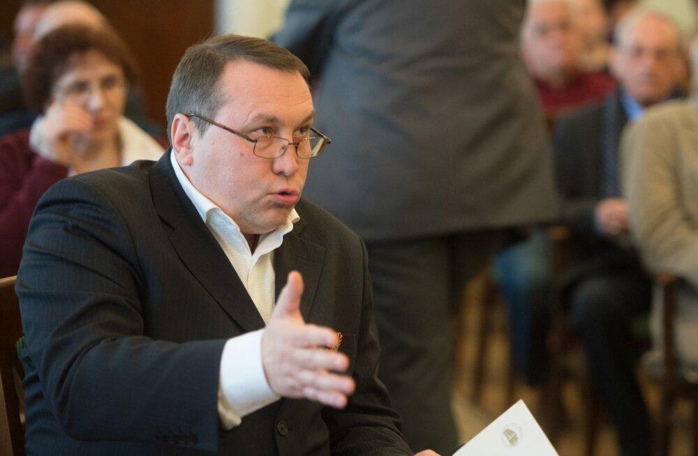 Venemaa kaasmaalaste nõukogu konverents.