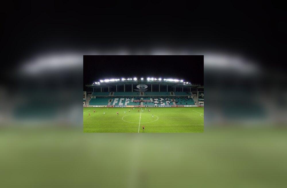 A. Le Coq Arena, jalgpall
