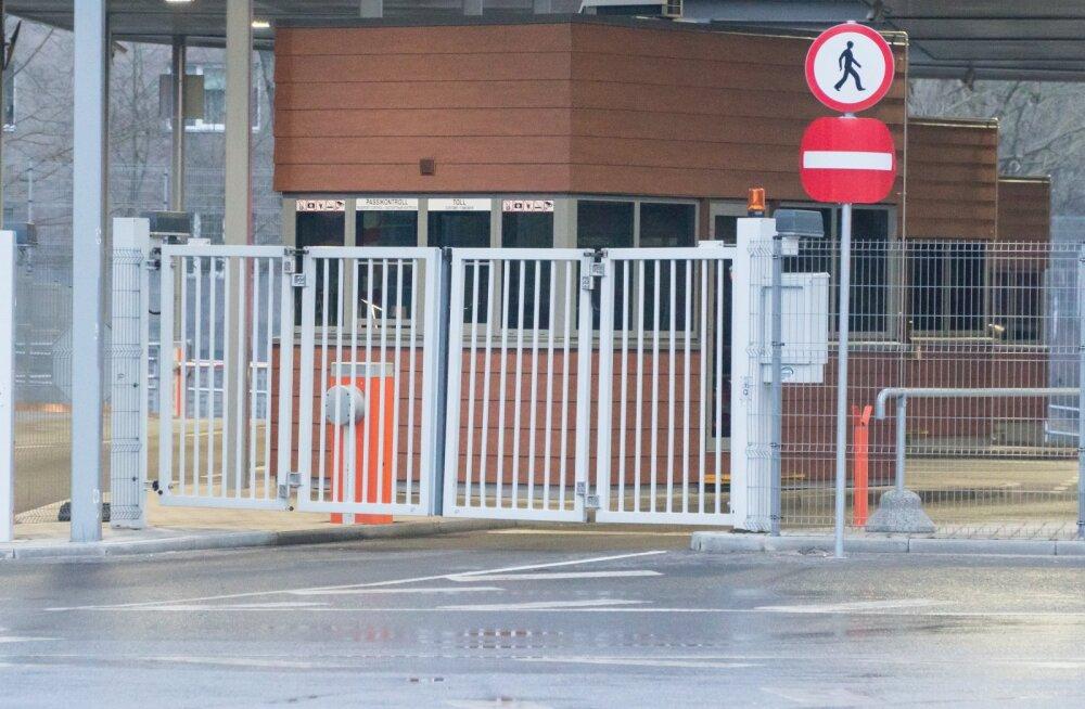 Департамент полиции и погранохраны — о режиме ЧС: стоит учитывать большую трату времени на границе