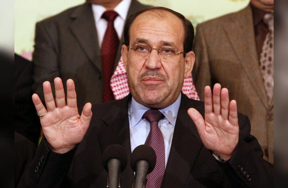 Iraagi peaministriks määrati uuesti Nuri al-Maliki