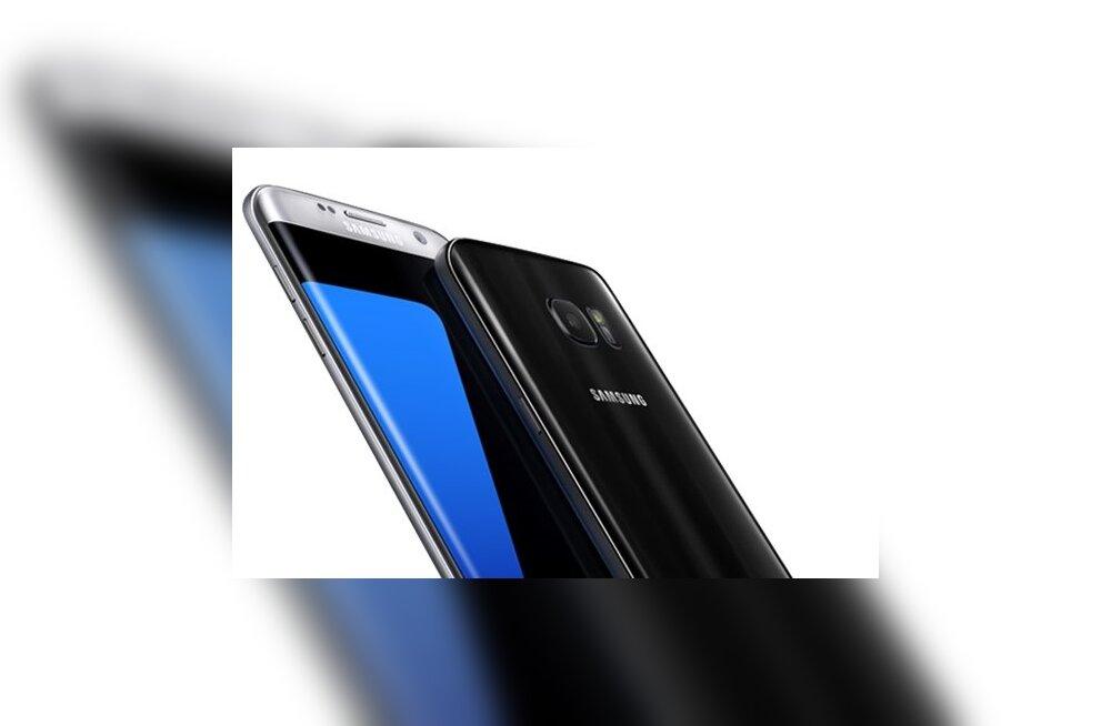 Samsungi tipptelefoni Galaxy S7 (või luksusliku S7 Edge) saab Eestis esimesena Tele2 klient