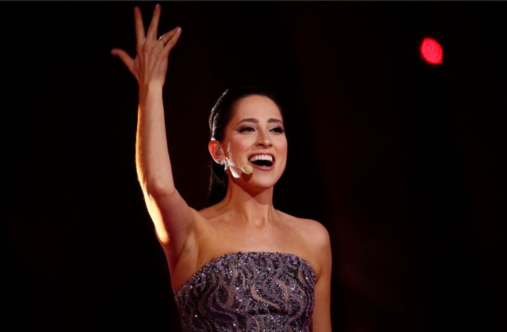 PUBLIKU EUROBLOGI | Võimas! Elina Nechayeva laulis end Eurovisioni finaalis 8. kohale